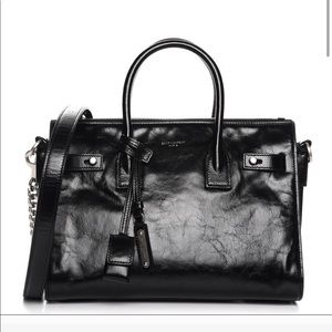 Saint Laurent Sac De Jour Calfskin